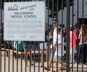 Millswood Middle School students, parents receive overview of campus