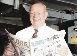 Galt Herald publisher Roy Herburger dies at 87