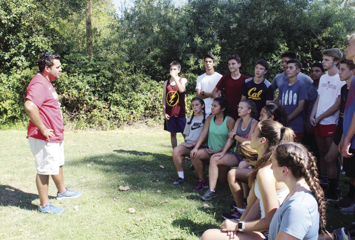 Cross-country: Flames look to keep pace under new coach Galindo