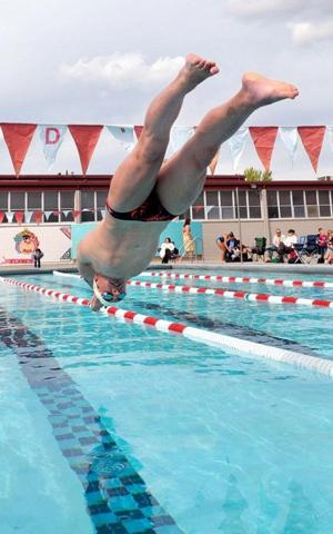 Lodi sweeps Bear Creek in the pool