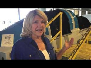 Flight simulator lands at WoW museum after remodel