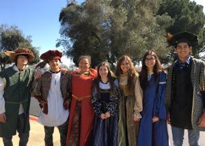 Lodi Academy invites community to Renaissance Fair