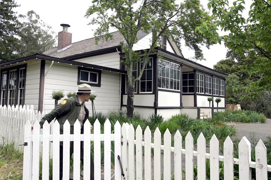 Visit Jack London State Historic Park for some history, adventure and inspiration