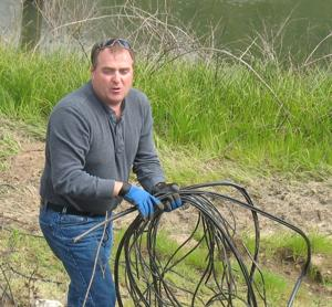 Copper theft on rise at area farms