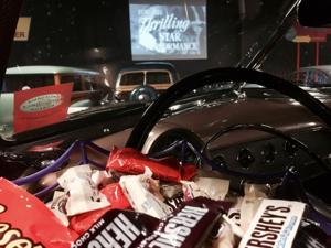California Auto Museum serves up Halloween candy, fun