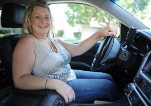 Lodi mother will drive kids where they need to go