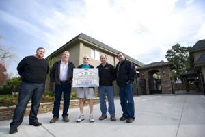 Eagle Construction receives city of Lodi's community improvement award