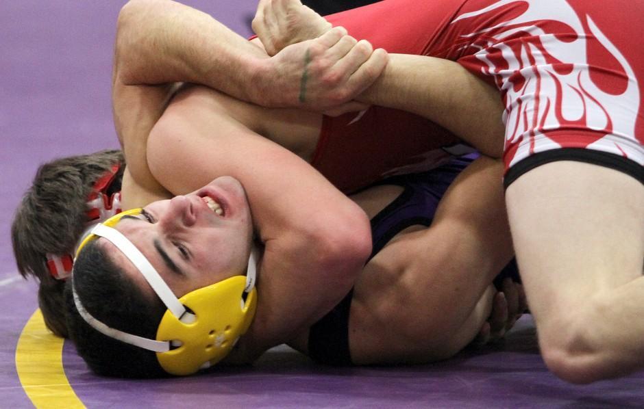 Lodi Flames topple Tokay Tigers in wrestling