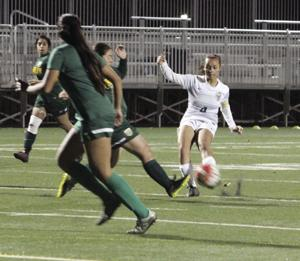 Girls soccer: Hawks take sting out of Yellowjackets