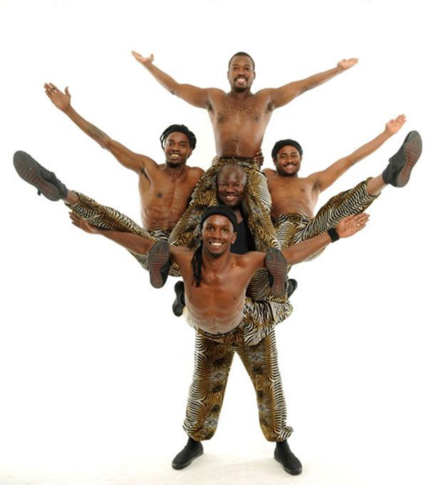 Nationally known acrobatic troupe coming to Lodi Grape Festival