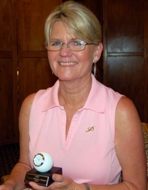 Beth Handel wins Woodbridge Golf and Country Club 18-Hole Ladies Championship