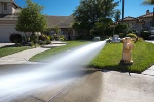 Calcium deposits in pipes are cause of metallic-tasting drinking water, city of Lodi says