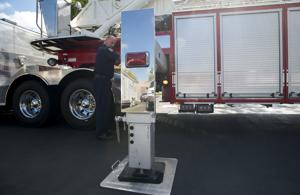Lodi fire crew purchases new ladder truck