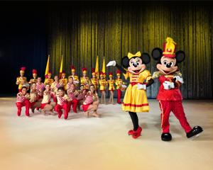 Disney on Ice marks a century of magic