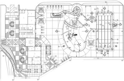 New Logan Family Aquatic Center layout
