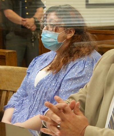 Destani Neel in court
