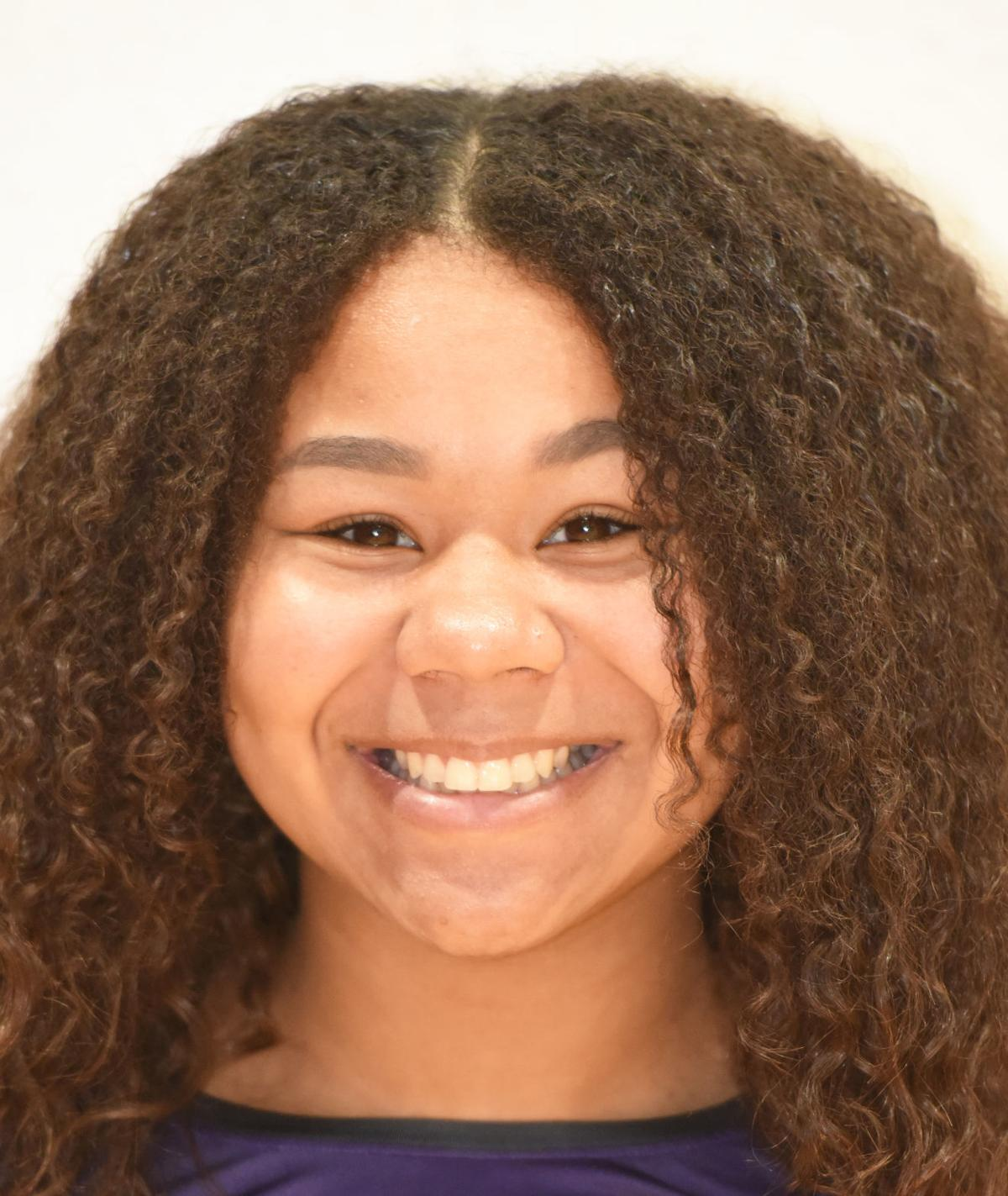 Ashanti Evans named DI District Player of the Year