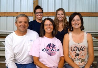 """Local family spends another year """"Ruff""""ing it at the Hocking County Fair"""