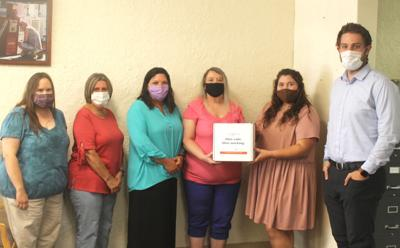 The Logan Daily receives PPE Toolkit