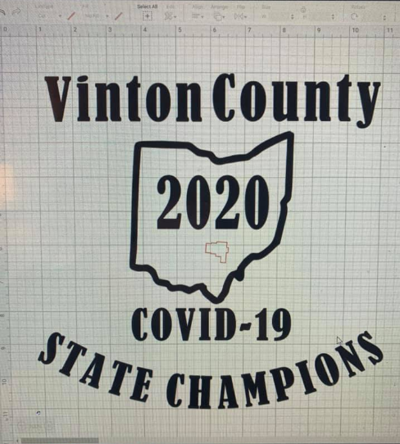 Vinton County: COVID-19 Champions