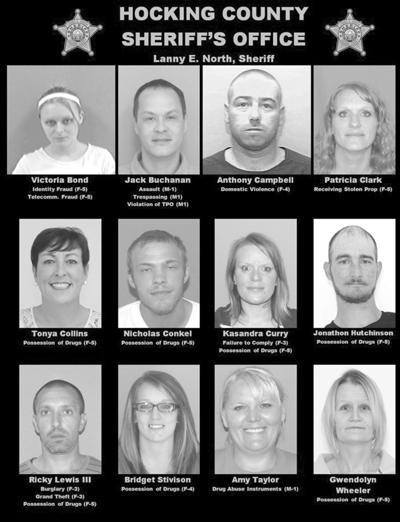 Warrants executed