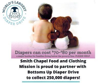 Diaper poster