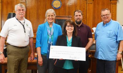 Court receives grant funding