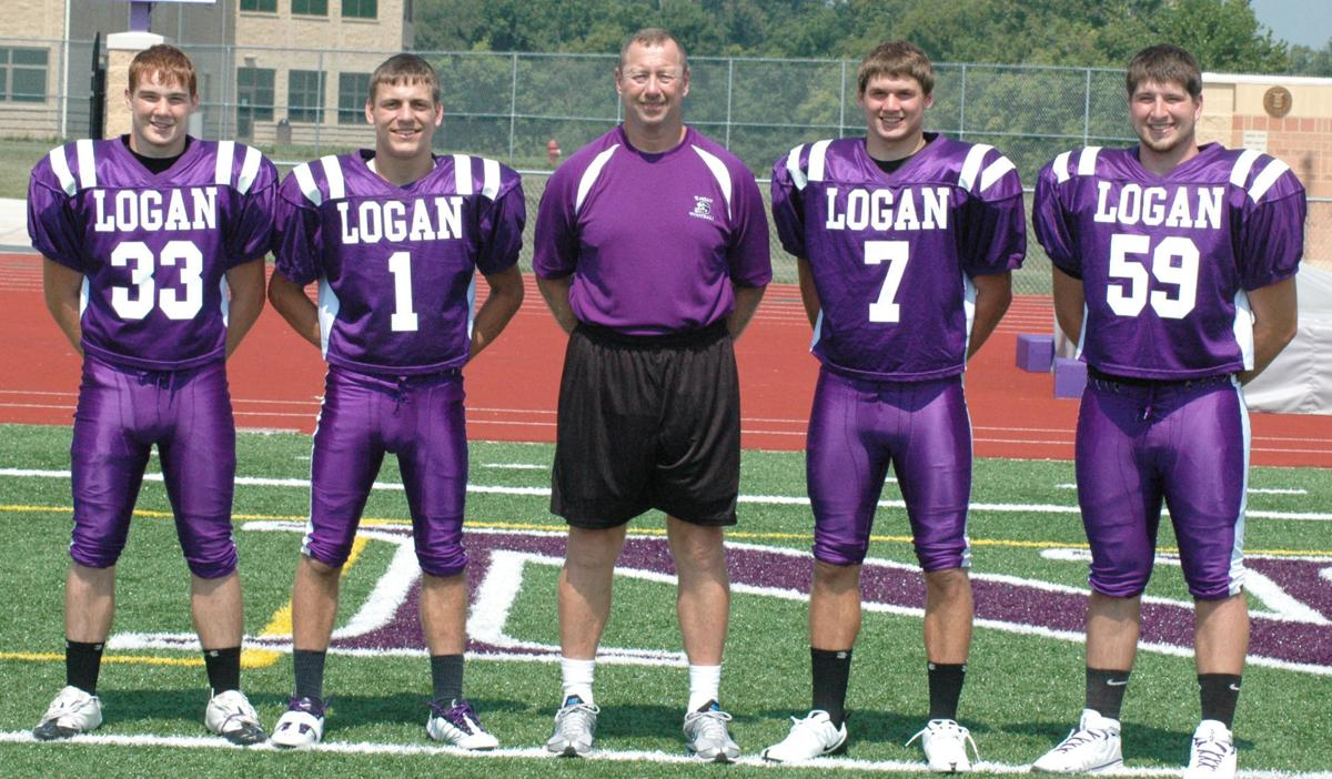 2009 Chieftain team captains