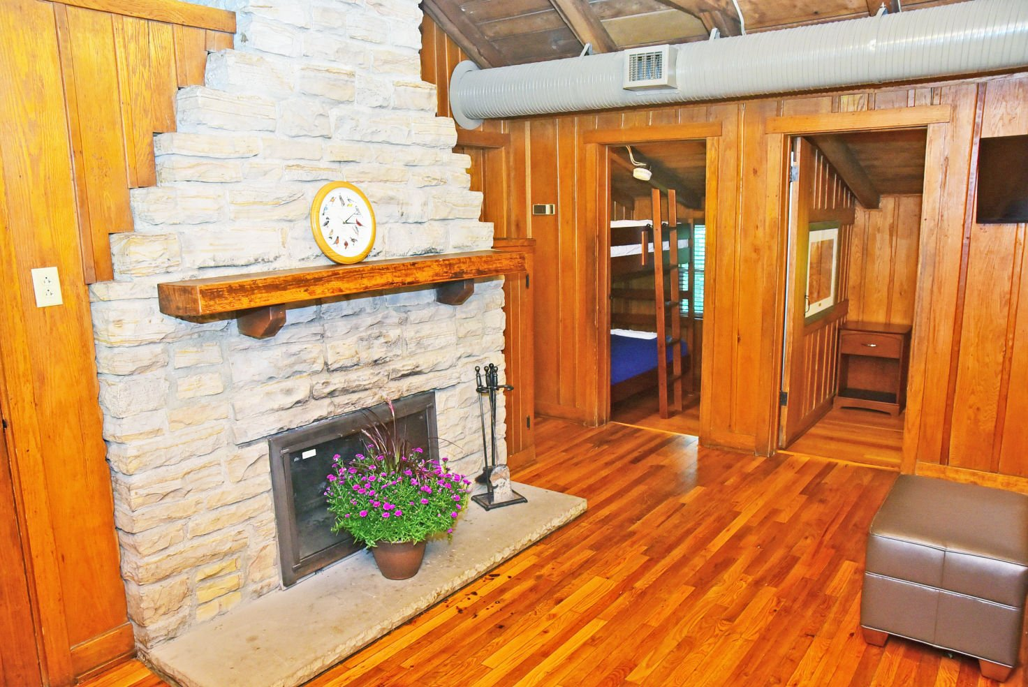 Superieur Inside Renovations For Lake Hope Cabins