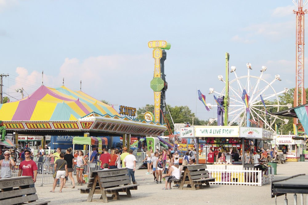 Events for kids, veterans and more during Perry County Fair week