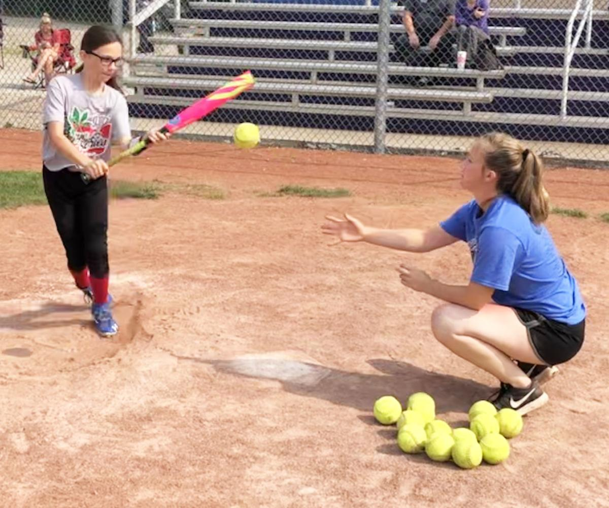Learning to drop a bunt