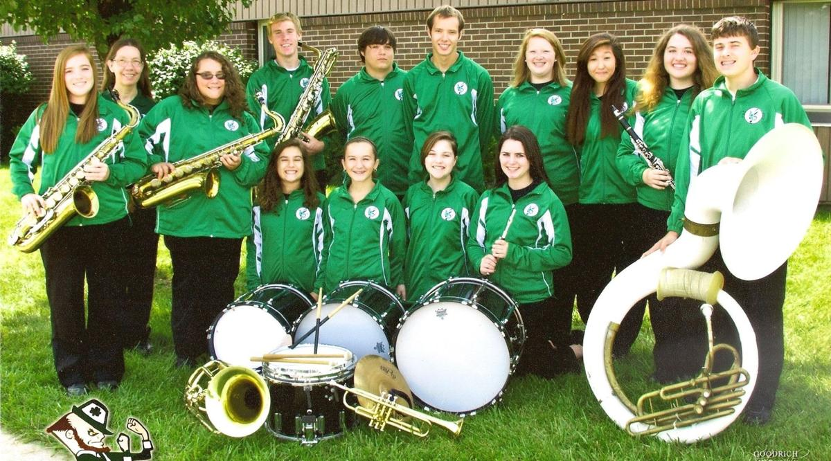 Fisher Catholic High School Marching Band