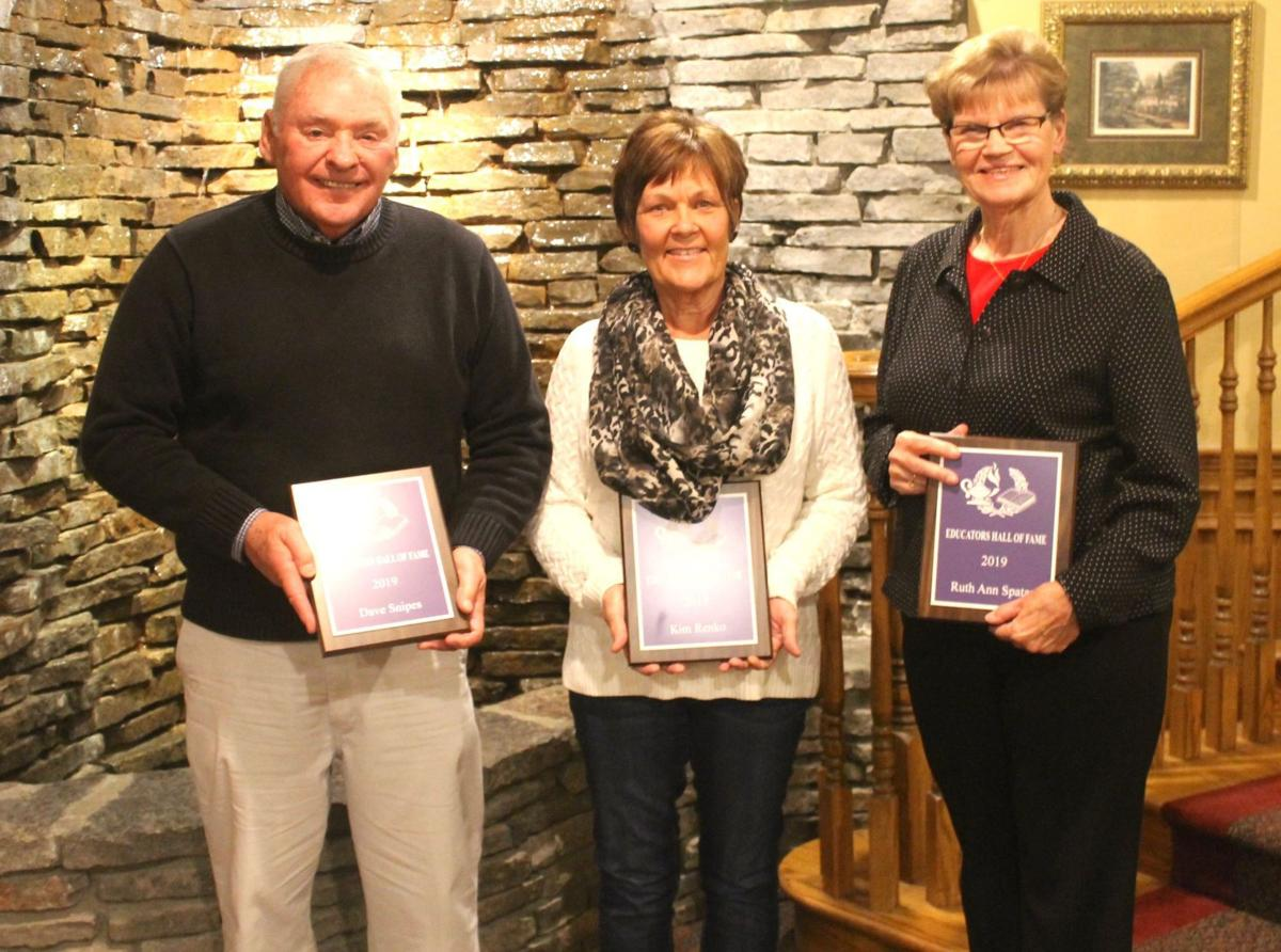 Educator Hall of Fame inductees