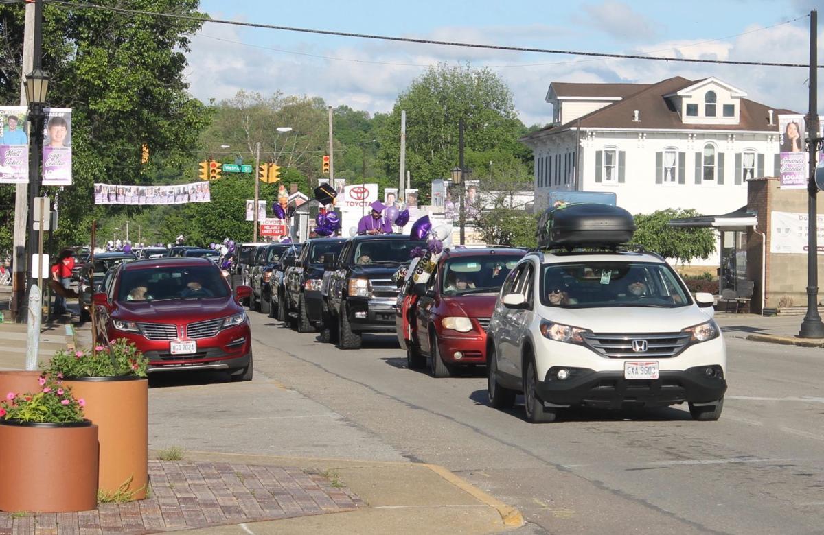 2020 Graduation Parade