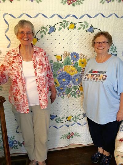 Shirley and Teresa Fulk