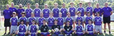 2019 Logan Chieftains varsity soccer team