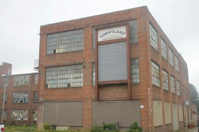 Washboard building