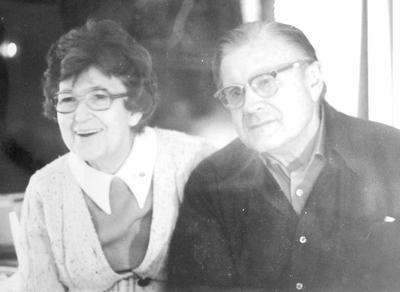 Lucy and George Shaw