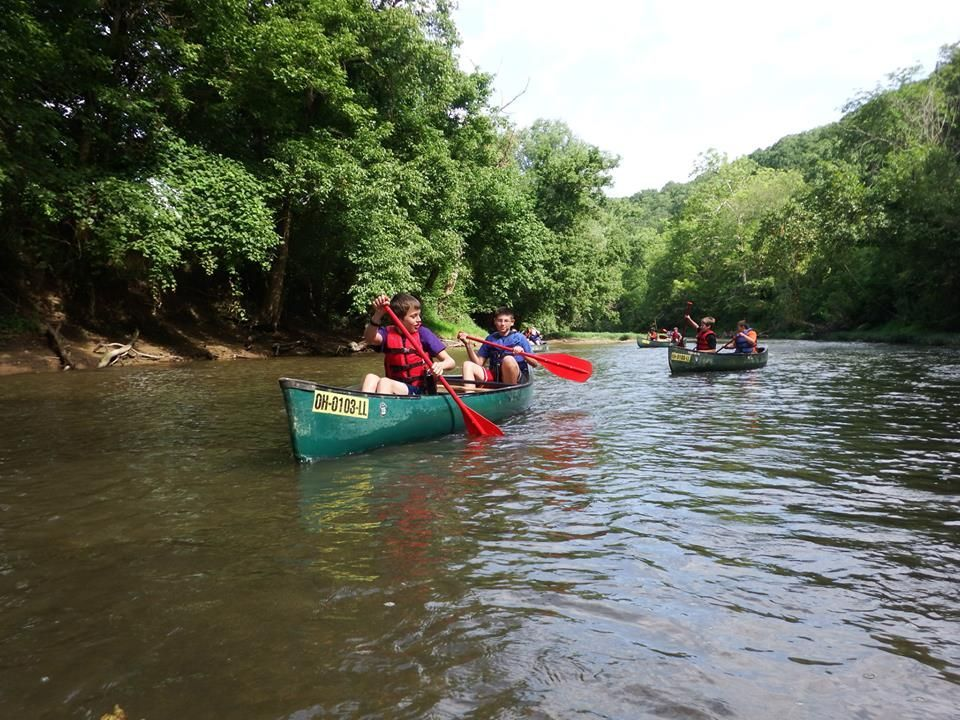Canoe Trip on Hocking River