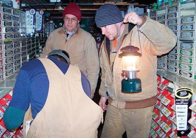 Logan store uses lanterns to serve customers