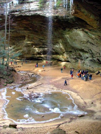 Glorious Ash Cave