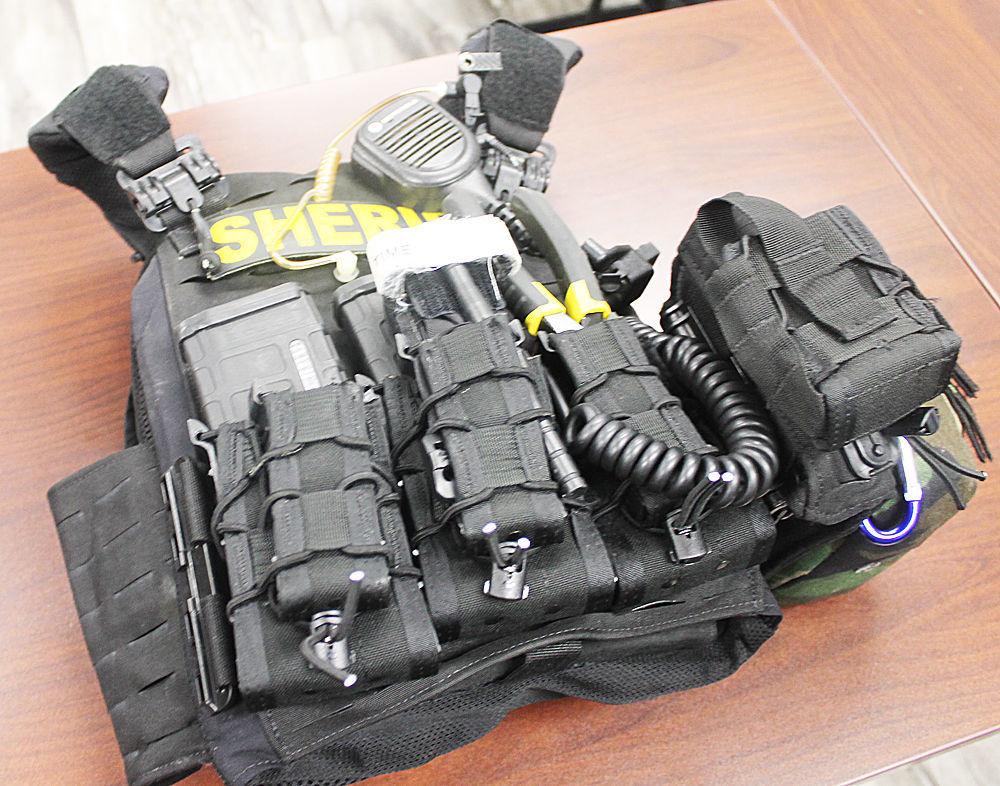 Hard body armor