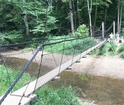 Hemlock Pedestrian Bridge