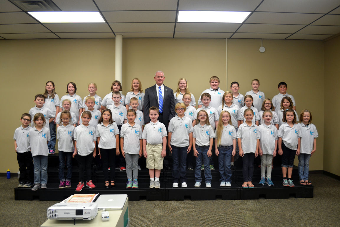 New location for Hocking County Children's Chorus
