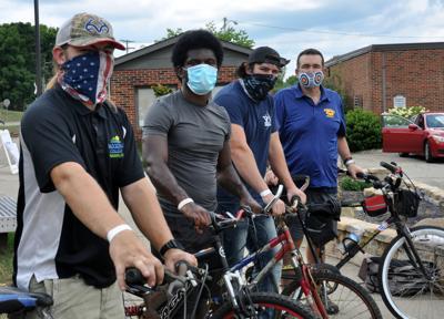 Hocking College bike program