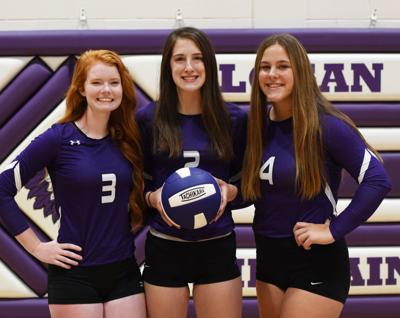 Lady Chiefs volleyball seniors