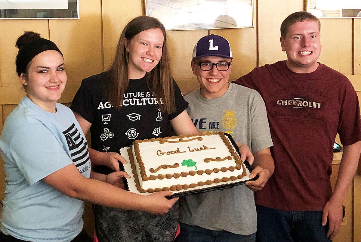 Hocking County 4-H 2019 graduates