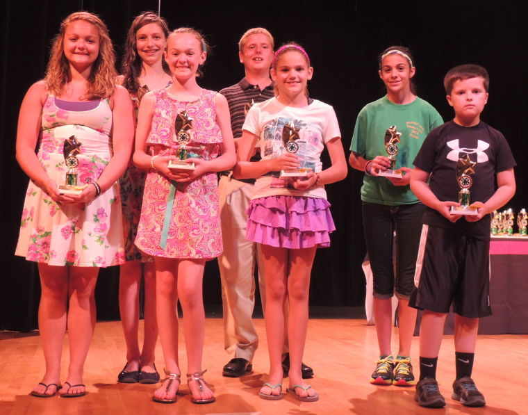 County 4-H winners announced with Ohio State Fair delegates