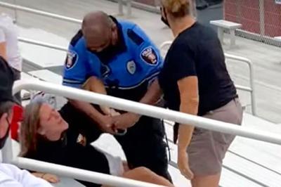 Kitts arrest