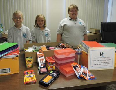 HCCC helps neighboring state children with school supplies